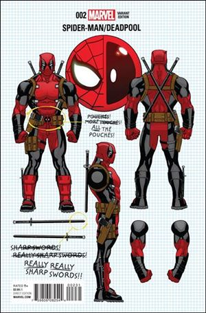 Spider-Man/Deadpool 2-B