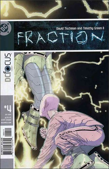 Fraction 4-A by DC Focus