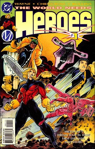 Heroes (1996) 1-A by Milestone