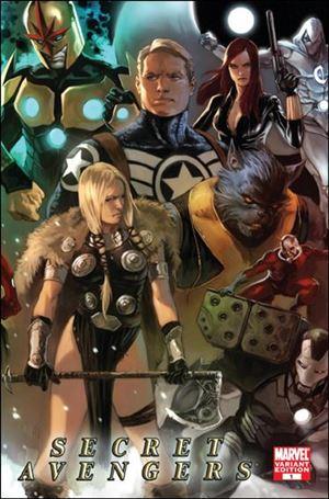 Secret Avengers (2010) 1-C