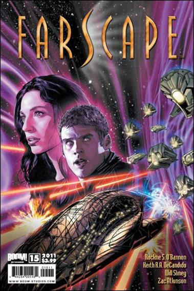 Farscape (2009) 15-A by Boom! Studios
