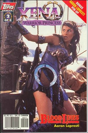 Xena: Warrior Princess: Bloodlines 2-B