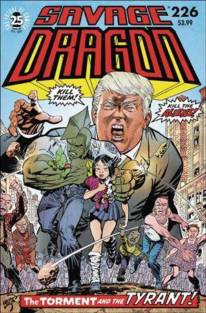 Savage Dragon (1993) 226-A