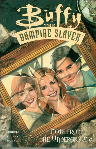 Buffy the Vampire Slayer: Note from the Underground nn-A by Dark Horse