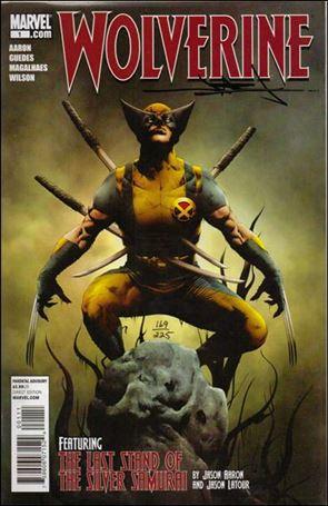 Wolverine (2010) 1-I