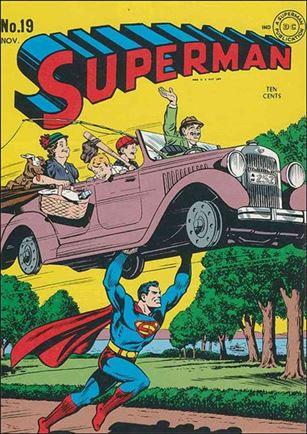 Superman (1939) 19-A