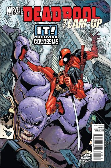 Deadpool Team-Up (2010) 895-A by Marvel
