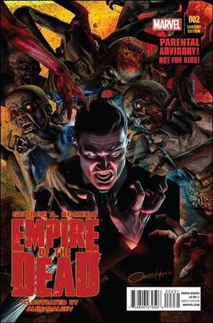 George Romero's Empire of the Dead: Act One 2-B