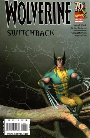 Wolverine: Switchback 1-A