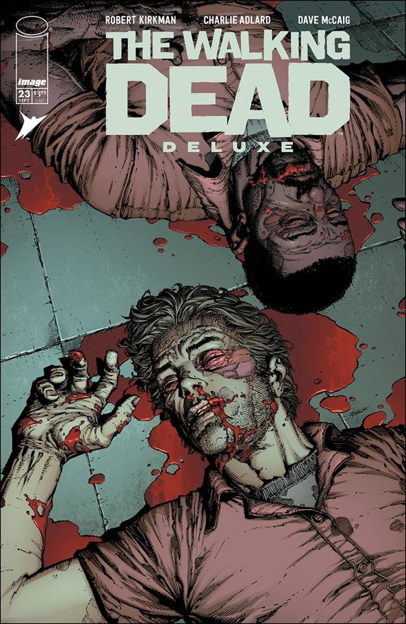 Walking Dead Deluxe 23-A by Skybound Entertainment