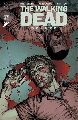 Walking Dead Deluxe 23-A