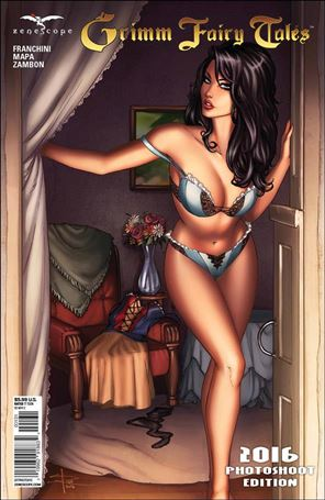 Grimm Fairy Tales Photoshoot Edition 2016-C