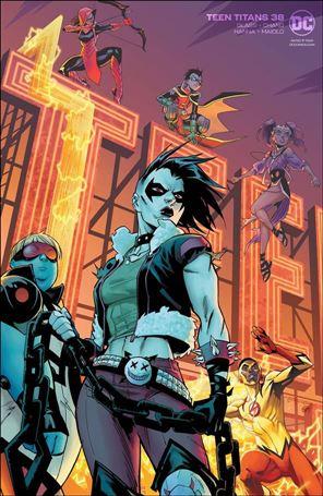 Teen Titans (2016) 38-B