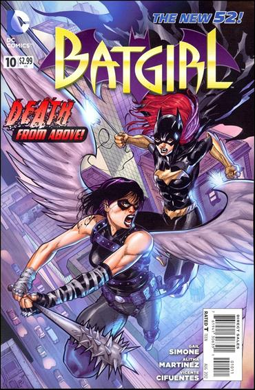 Batgirl (2011) 10-A by DC