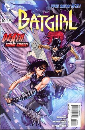Batgirl (2011) 10-A