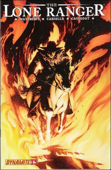 Lone Ranger (2006) 13-A by Dynamite Entertainment