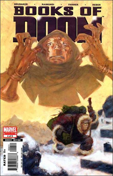 Books of Doom 4-A by Marvel
