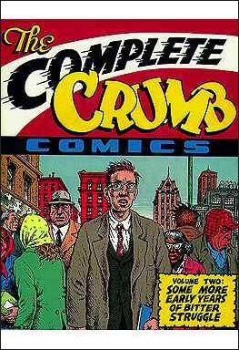 Complete Crumb Comics 2-A by Fantagraphics
