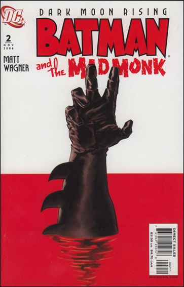 Batman and the Mad Monk 2-A by DC