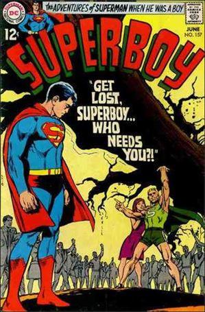 Superboy (1949) 157-A