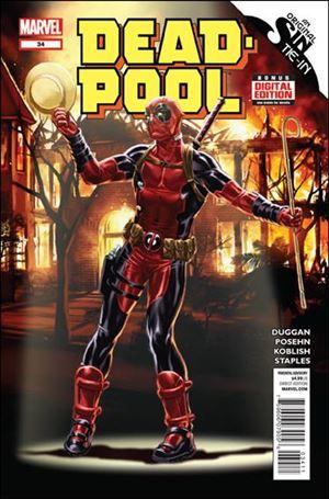 Deadpool (2013) 34-A