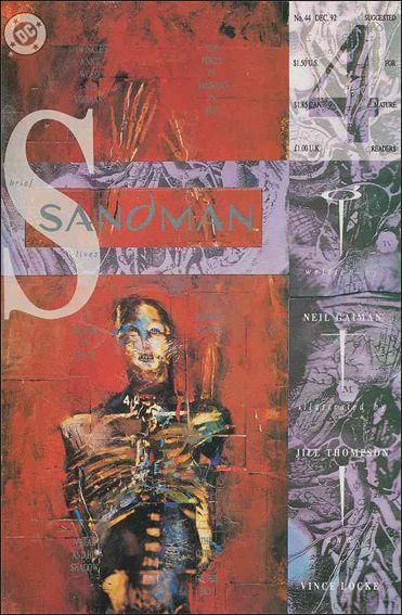 Sandman (1989) 44-A by Vertigo