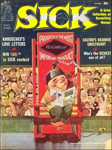 Sick (1960) 2-A by Prize