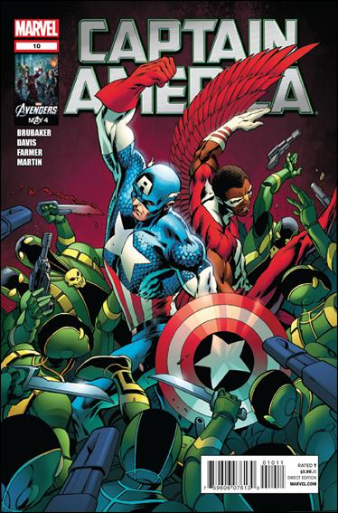 Captain America (2011) 10-A by Marvel