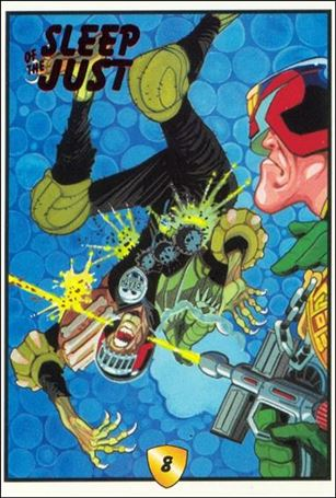 Judge Dredd: The Epics (Sleep of the Just Subset) 8-A