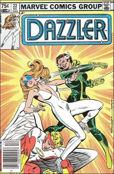 Dazzler (1981) 22-B by Marvel