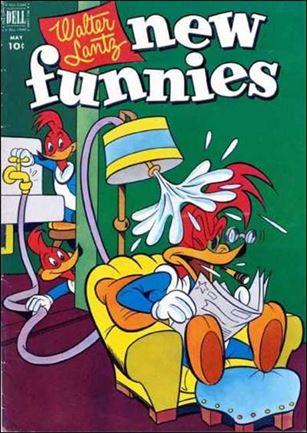 Walter Lantz New Funnies 183-A