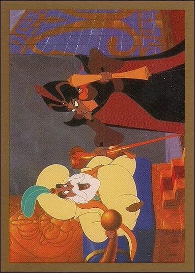 Aladdin (Base Set) 49-A by SkyBox