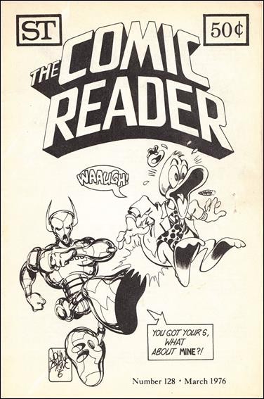 Comic Reader 128-A by Street Enterprises
