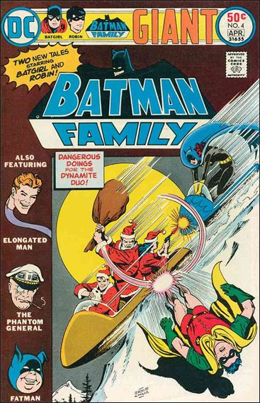 Batman Family 4-A by DC