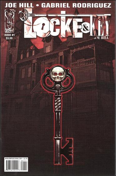 Locke & Key 1-A by IDW