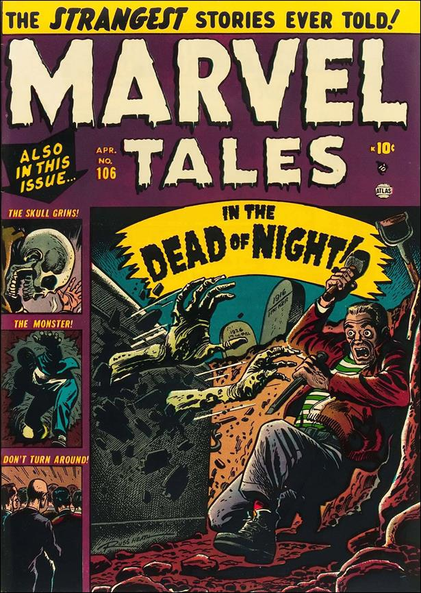 Marvel Tales (1949) 106-A by Timely