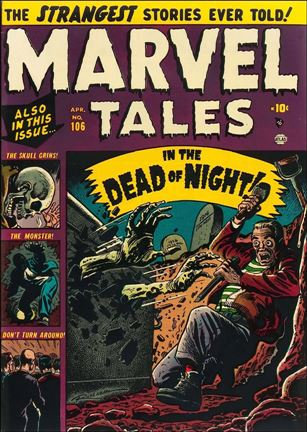 Marvel Tales (1949) 106-A