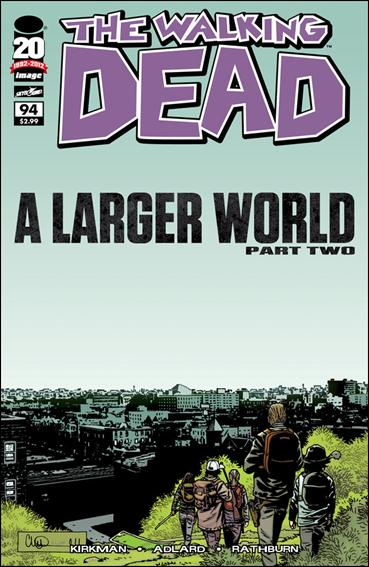 Walking Dead (2003) 94-A by Skybound Entertainment