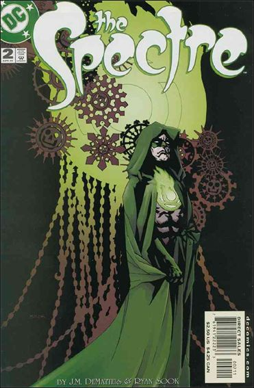 Spectre (2001) 2-A by DC