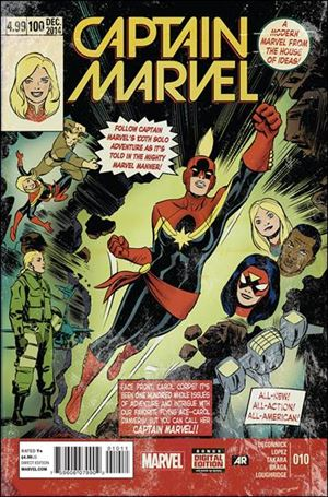 Captain Marvel (2014) 10-A