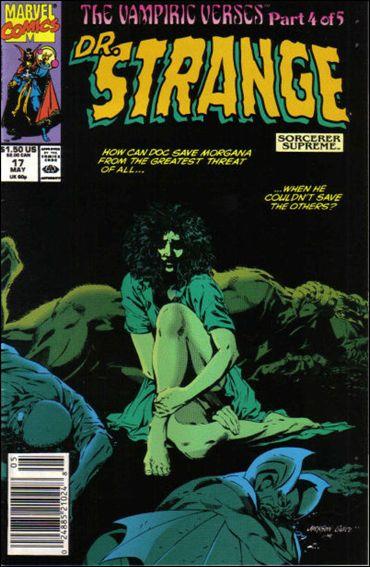 Doctor Strange, Sorcerer Supreme 17-A by Marvel
