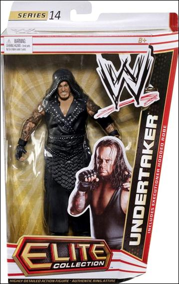 WWE: Elite Collection (Series 14)  Undertaker by Mattel
