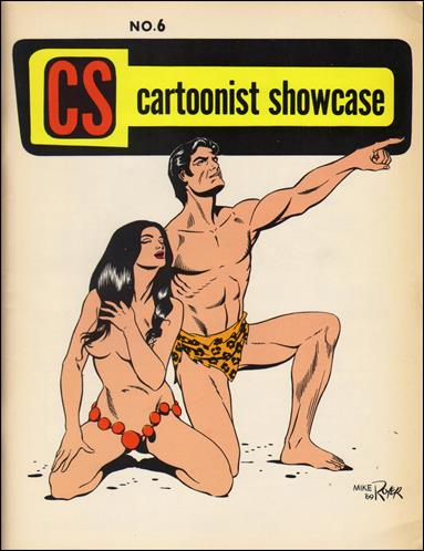 CS-Cartoonist Showcase 6-A by Edwin Aprill