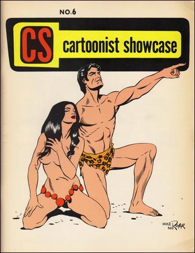 CS-Cartoonist Showcase 6-A by Edwin Aprill
