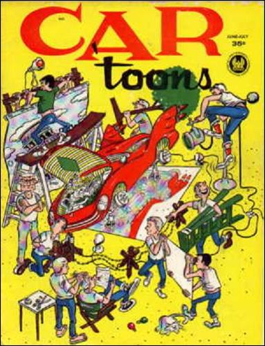 CARtoons (1961) 6-A by Petersen