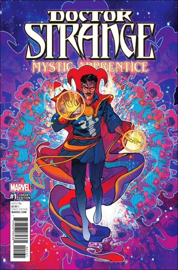 Doctor Strange: Mystic Apprentice 1-C by Marvel