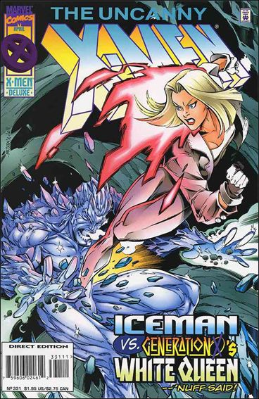 Uncanny X-Men (1981) 331-A by Marvel