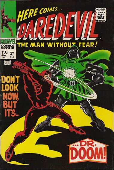 Daredevil (1964) 37-A by Marvel