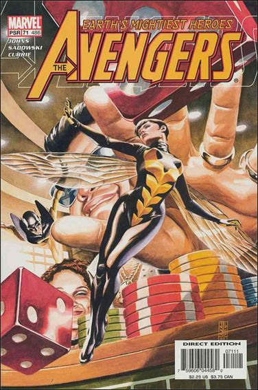 Avengers (1998) 71-A by Marvel