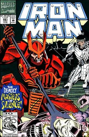 Iron Man (1968) 281-A